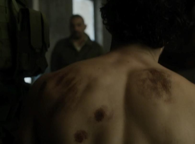 Kevin torturato in The Blacklist: Redemption