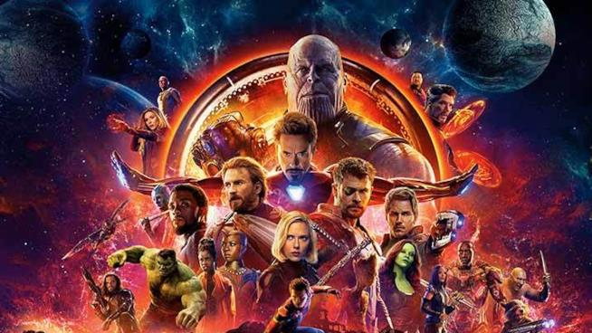 Infinity War si prepara a sbancare il botteghino e si mostra in nuove immagini