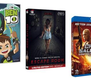 Home Video Koch Media di maggio 2019