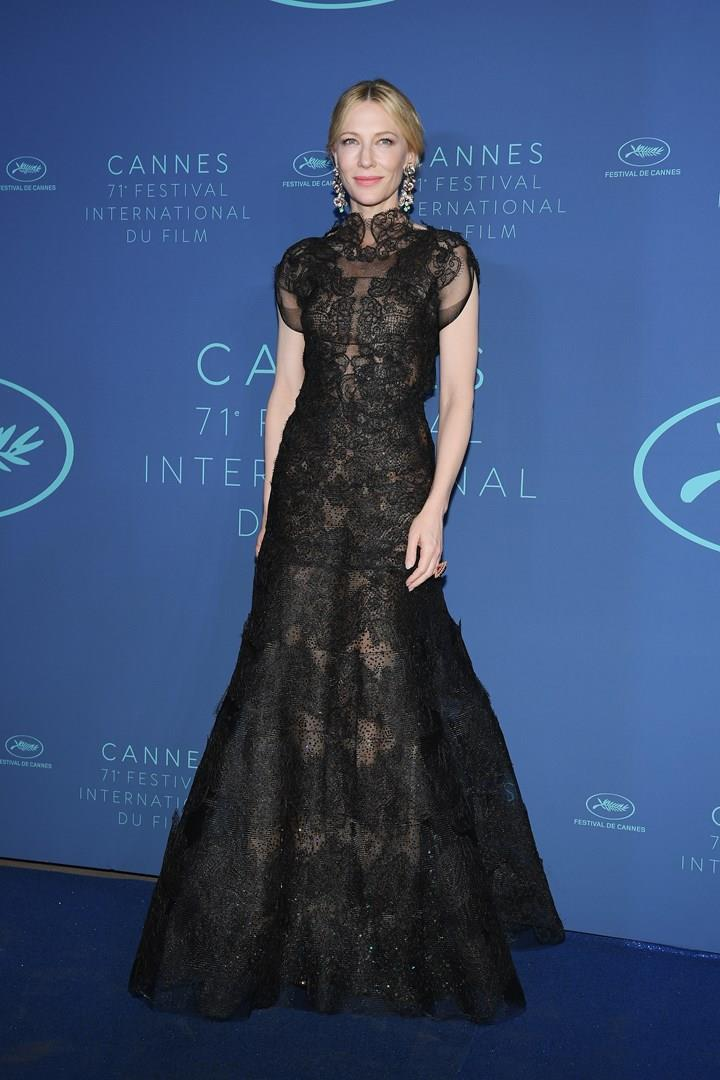 Cate Blanchett a Cannes 2018