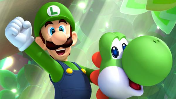 Luigi, il fratello di Super Mario