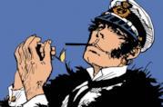 Un'immagine di Corto Maltese, il fumetto di Hugo Pratt