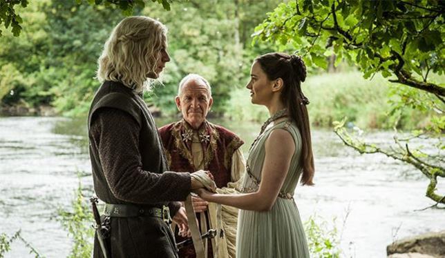 I genitori di Jon Snow