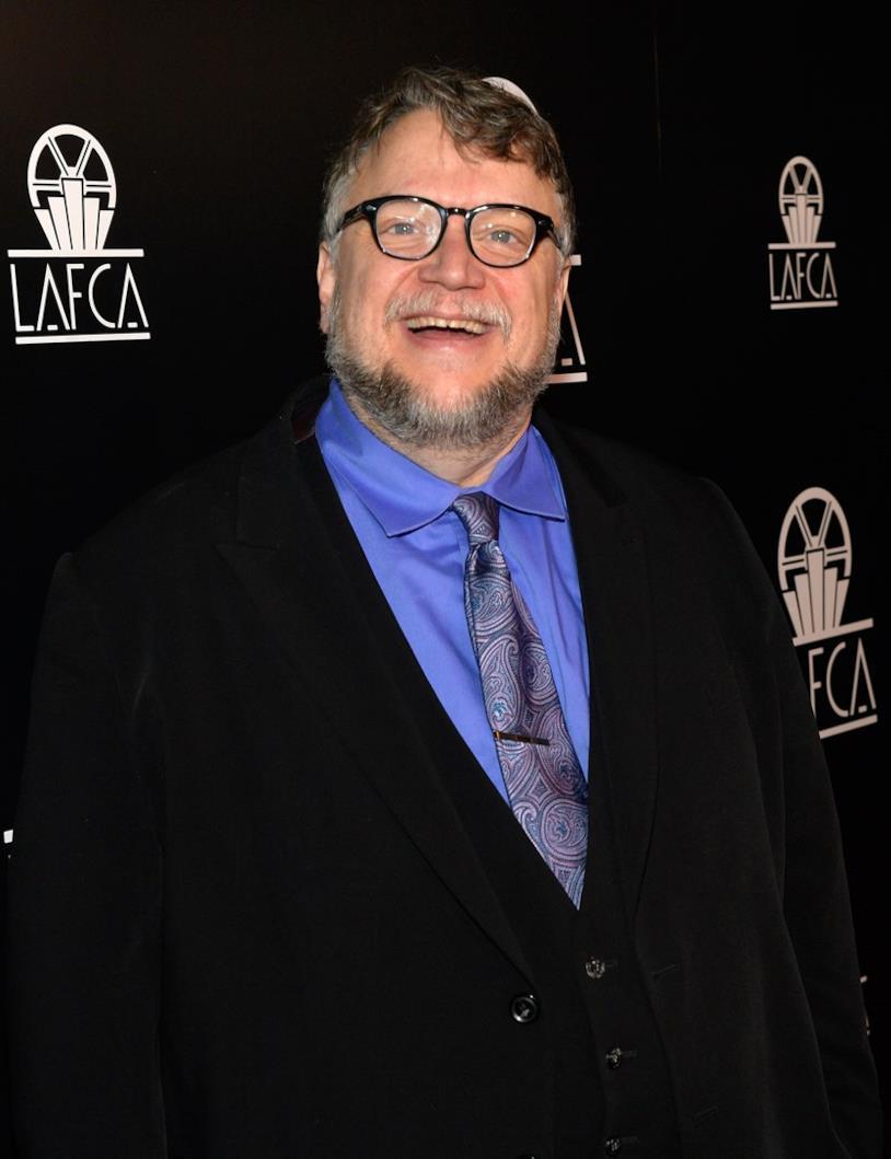 Guillermo del Toro in una foto recente