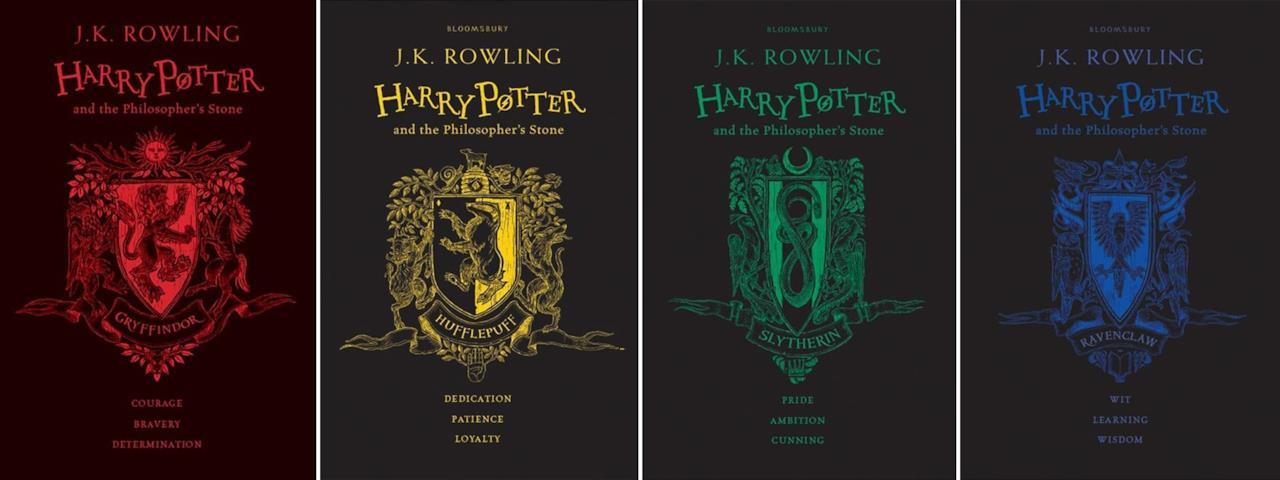 Harry Potter Book Cover Hd : Harry potter festeggia anni con edizioni speciali