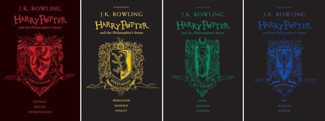 Harry Potter compie vent'anni, le nuove edizioni pubblicate per festeggiare Le nuove edizioni cartonate per il ventesimo anniversario di Harry Potter