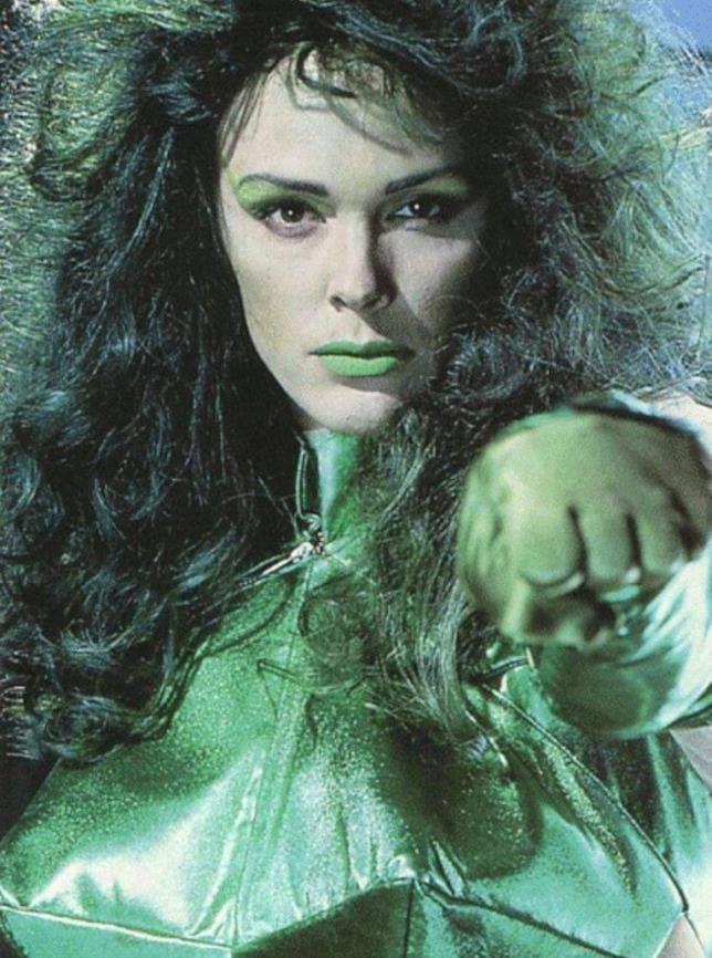 Brigitte Nielsen era stata scelta per il ruolo di She-Hulk