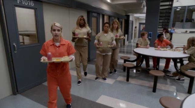 Scream Queens: Chanel in prigione nel quinto episodio