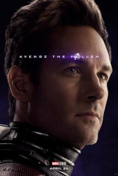 Avenger the fallen, i sopravvissuti: Ant-Man