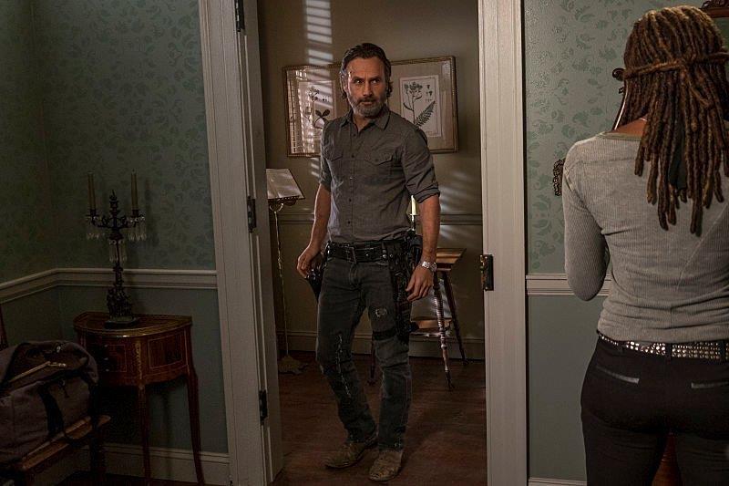 The Walking Dead: episodio 8x14