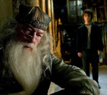 Richard Harrys è Albus Silente in Harry Potter