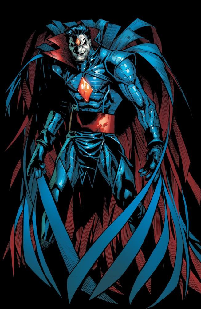 Sinistro nei fumetti Marvel