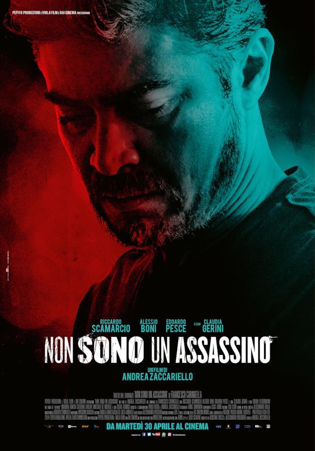 Non sono un assassino: il poster del film