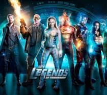 Il poster di Legends of Tomorrow