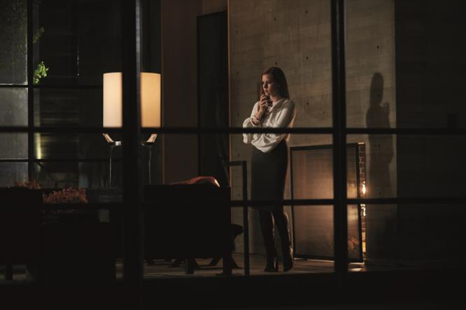 La protagonista Susan Morrow (Amy Adams) in una scena di Animali notturni