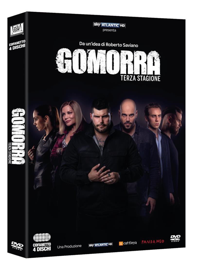 Gomorra - La serie, terza stagione