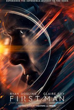 Il primo piano di Ryan Gosling sulla locandina del film