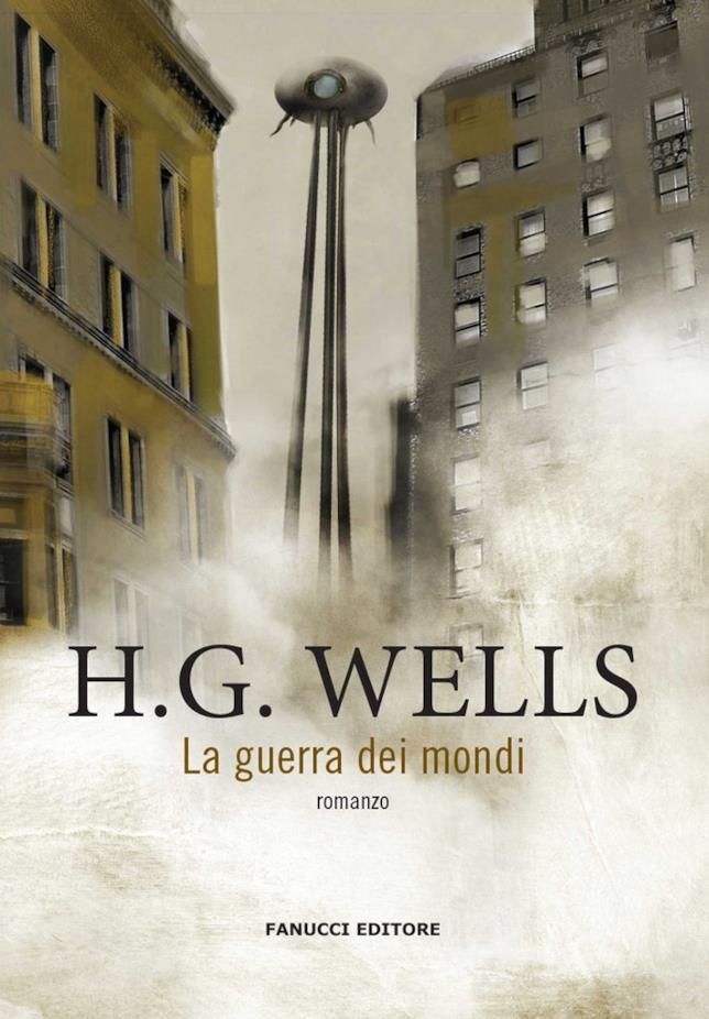 La guerra dei mondi, il romanzo di H.G. Wells