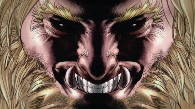 Il terribile sguardo di Sabretooth