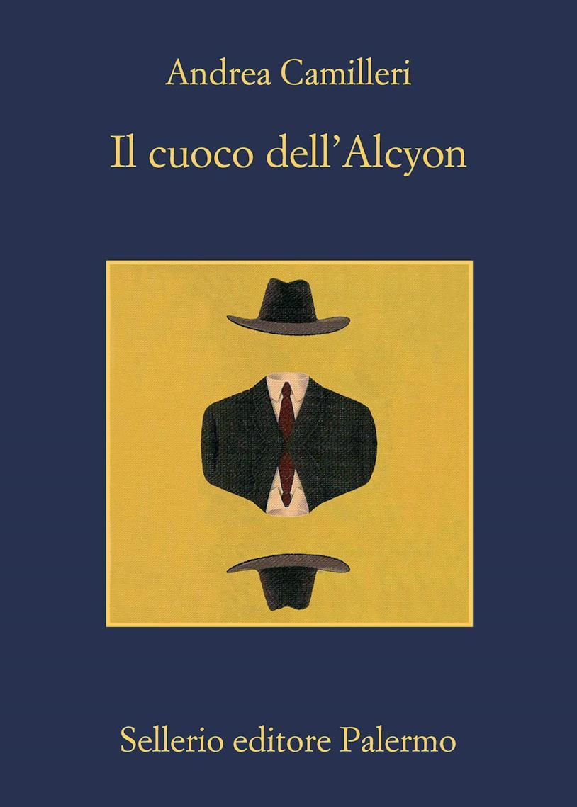 La copertina italiana di Il cuoco dell'Alcyon