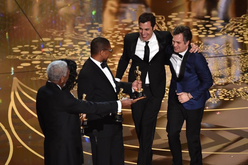 Spotlight riceve l'Oscar come Miglior Film