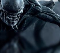 Il terrificante alieno protagonista di Alien: Covenant