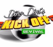 Il logo ufficiale di Dino Dini's Kick Off Revival