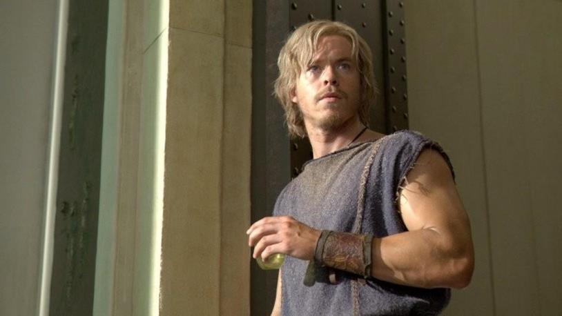 Todd Lasance in Spartacus