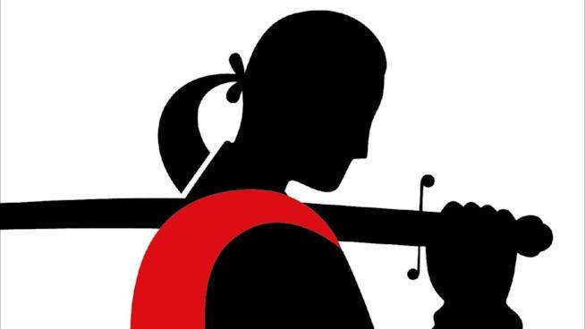 Un dettaglio della copertina di L'assassinio del Commendatore