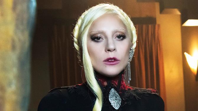 Lady Gaga nei panni della contessa in American Horror Story: Hotel