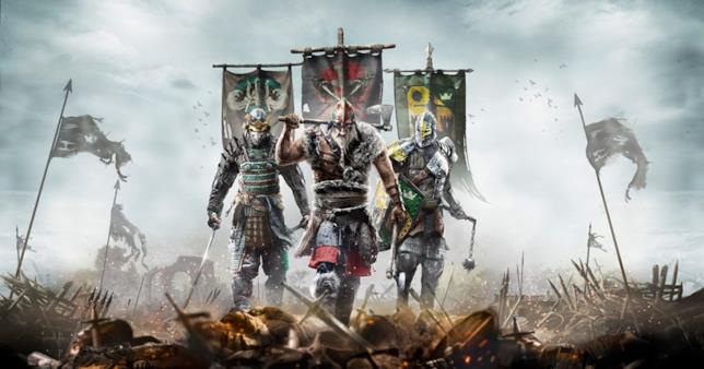 Games with Gold For Honor