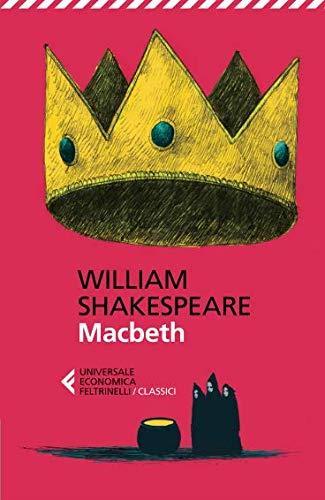 Copertina del libro Macbeth