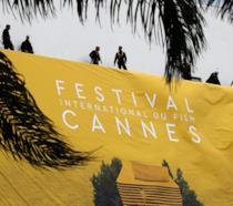 La locandina del Festival di Cannes