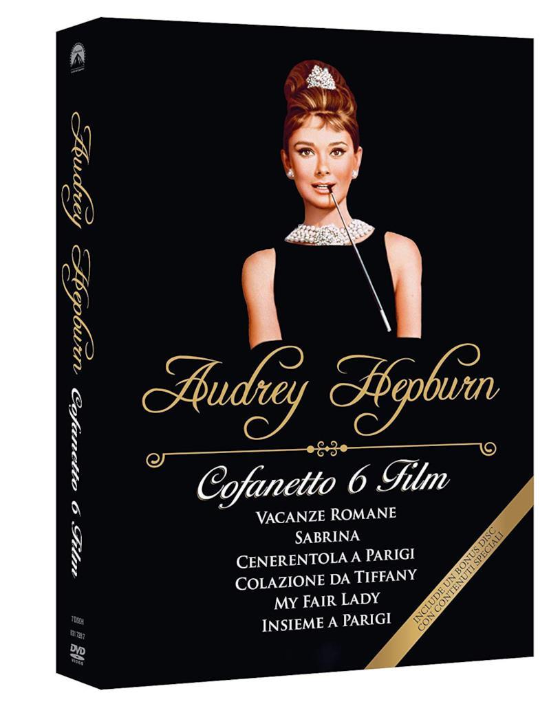 Audrey Hepburn Collection - Home Video