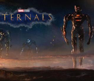 Concept art per il nuovo film dei Marvel Studios, Gli Eterni