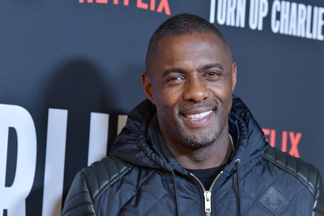 Idris Elba ha detto