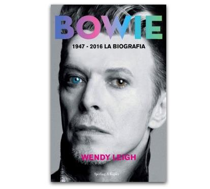 La biografia di David Bowie edita da Sperling & Kupfer