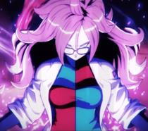 Androide 21 in Dragon Ball FighterZ