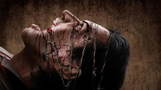 Un'immagine promozionale del primo The Evil Within