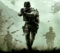 La cover ufficiale di Call of Duty: Modern Warfare Remastered