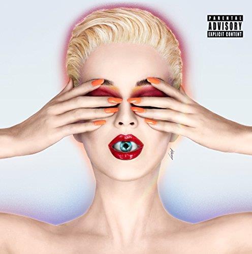 Katy Perry in copertina per il nuovo album