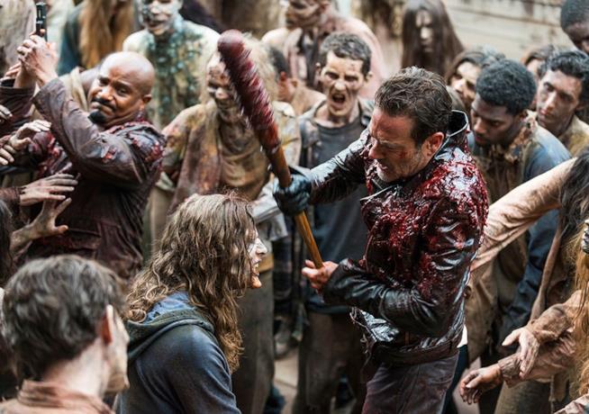 The Walking Dead 8x05. I peccati di Negan