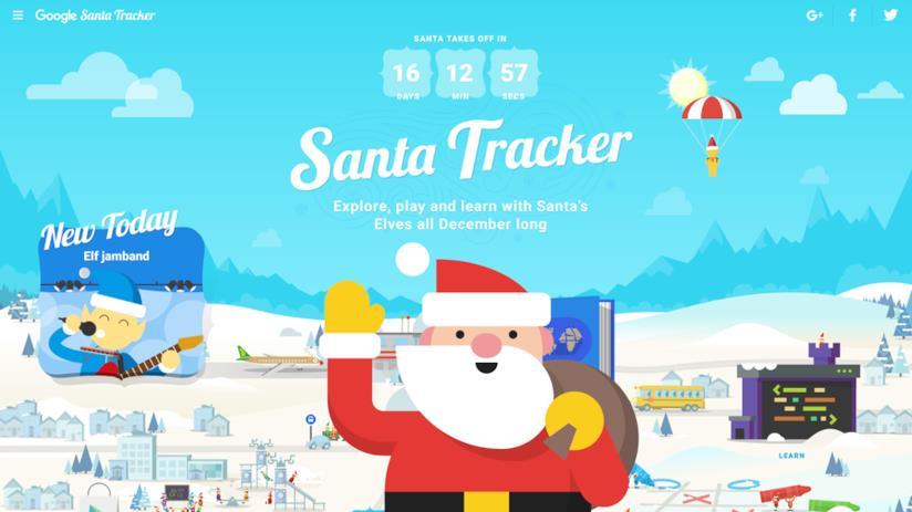 Babbo Natale Dove Si Trova.Vuoi Sapere Dove Si Trova Babbo Natale Te Lo Dice Google