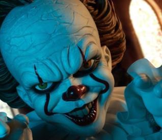 La bambola di Pennywise