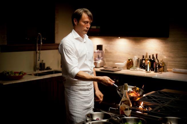 Hannibal cucina