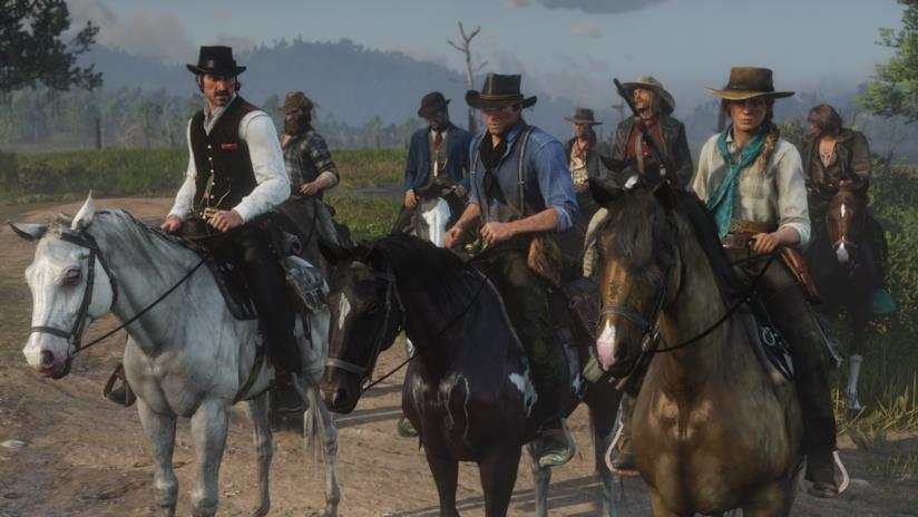 I personaggi di Red Dead Redemption 2