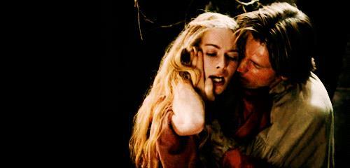 Jamie e Cercei Lannister