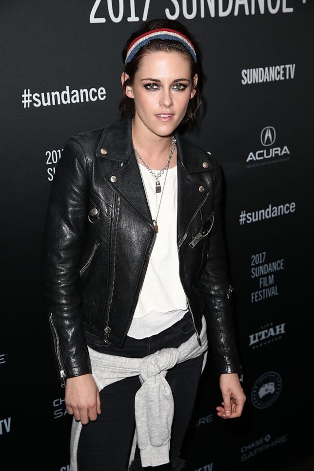 Kristen Stewart al Sundance