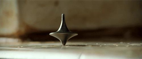 La trottola, il totem di Cobb in Inception