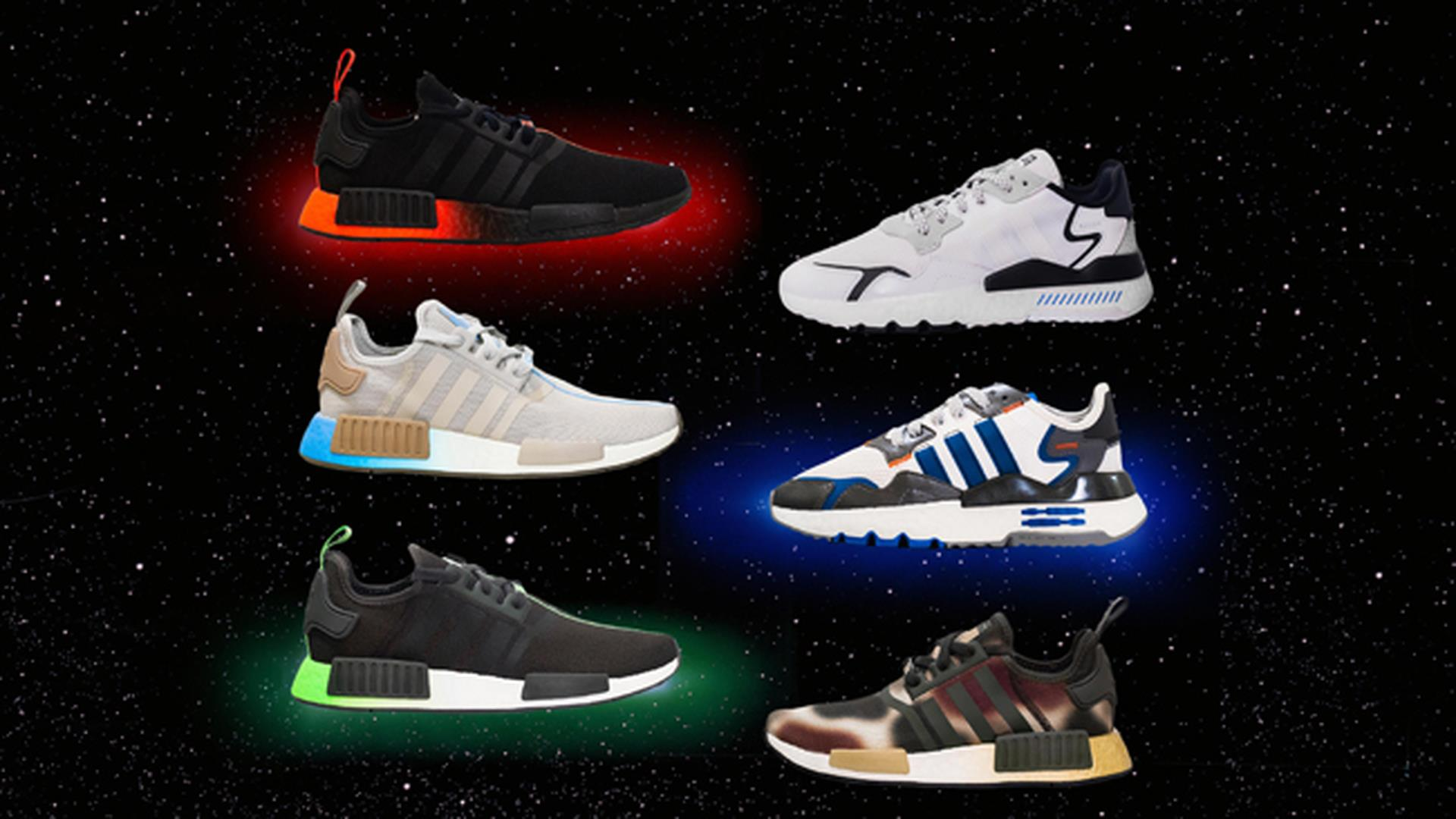 Fantascienza Adidas: meno di 6 mesi per portare una scarpa